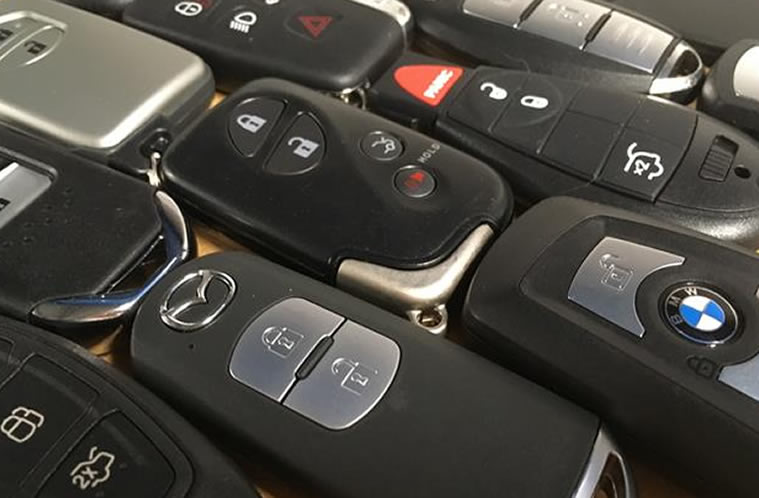 llaves codificadas