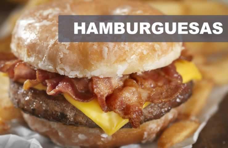 hamburguesas barbacoa
