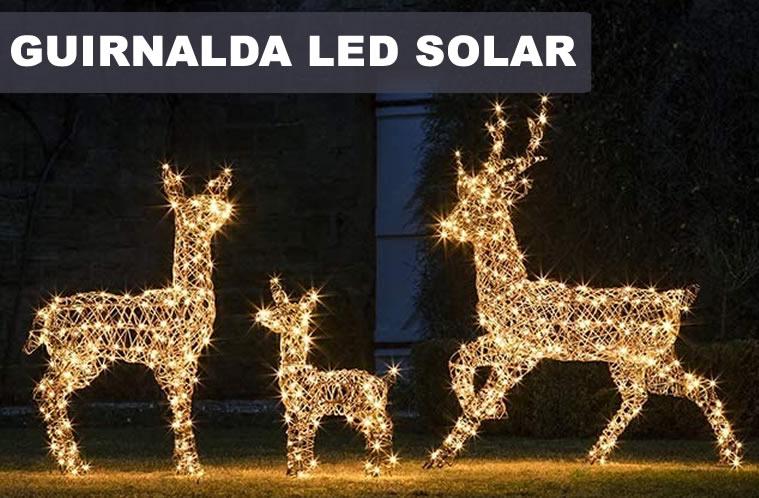 luces navidad amazon