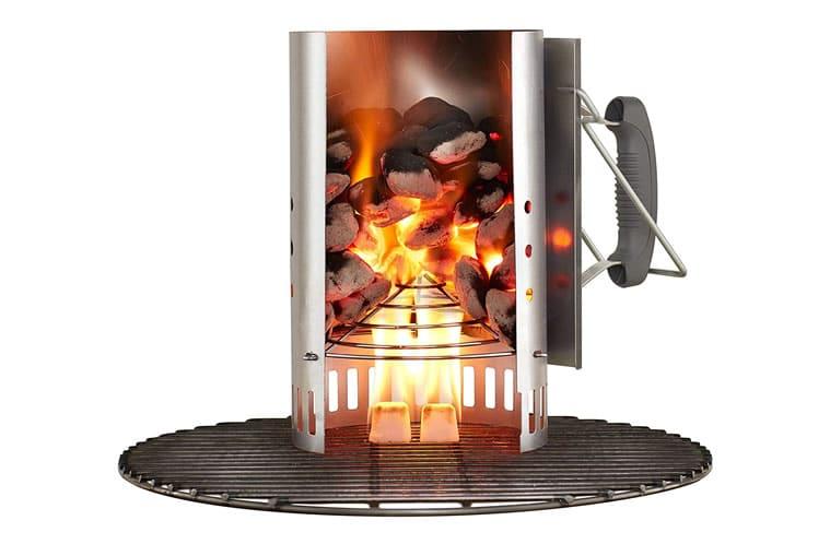 como funciona chimenea encendido