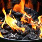 Encender barbacoa